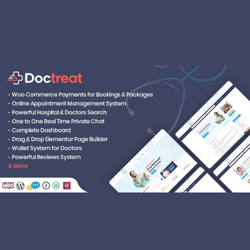 Doctreat – Doctors Directory WordPress Theme