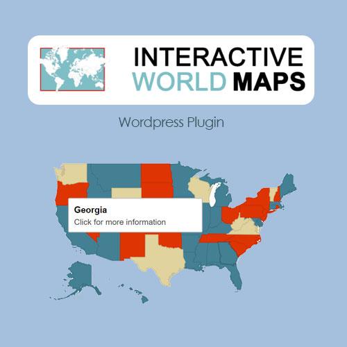 Interactive World Maps