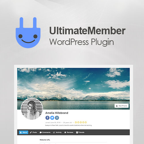 Ultimate Member WordPress Plugin