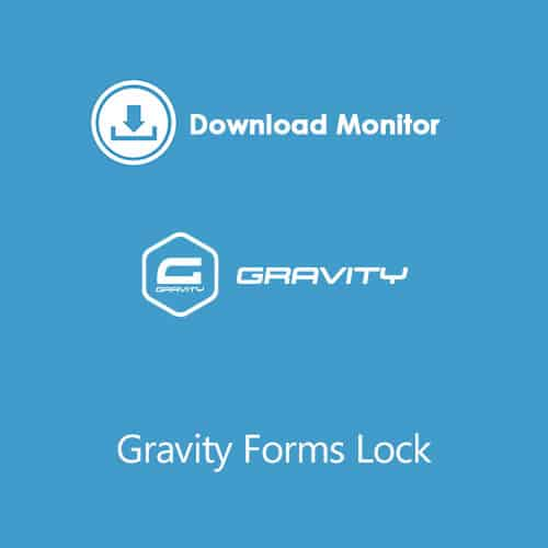 Download Monitor Gravity Forms Lock