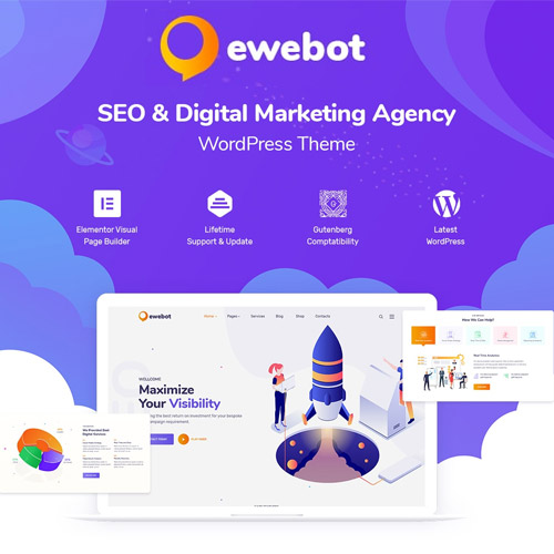Ewebot – Marketing SEO Digital Agency