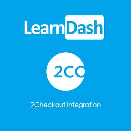 LearnDash LMS 2Checkout Integration