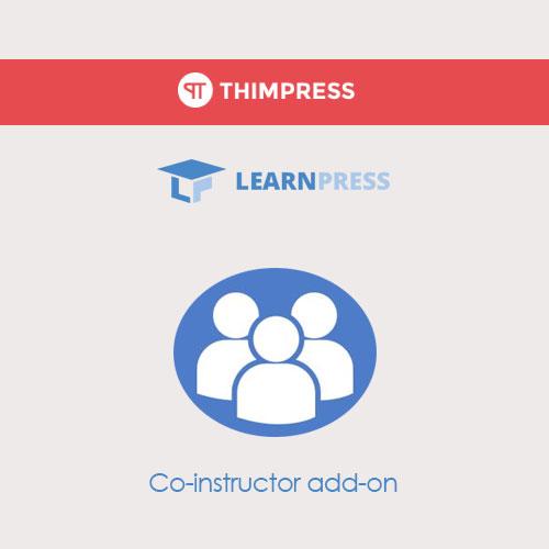 LearnPress – Co-Instructors