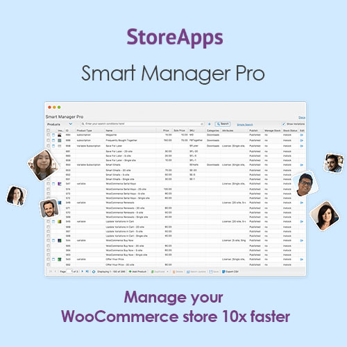 Smart Manager Pro