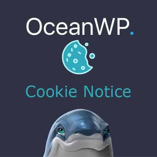 OceanWP Cookie Notice