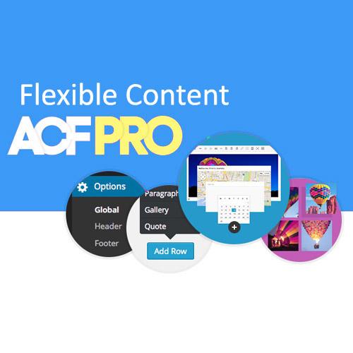 Advanced Custom Fields Flexible Content Addon