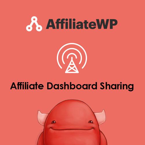 AffiliateWP – Affiliate Dashboard Sharing