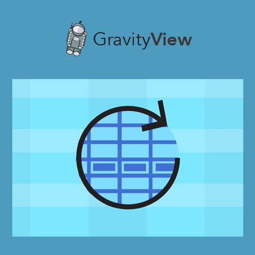 GravityView – DataTables Extension