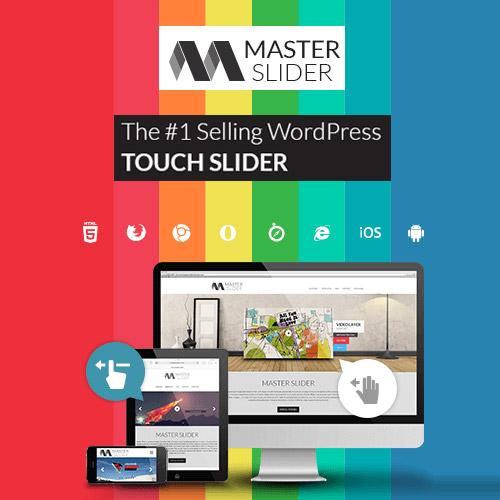 Master Slider – Touch Layer Slider WordPress Plugin
