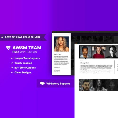 The Team Pro – Team Showcase WordPress Plugin