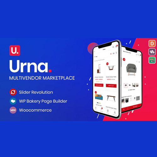 Urna – All-in-one WooCommerce WordPress Theme