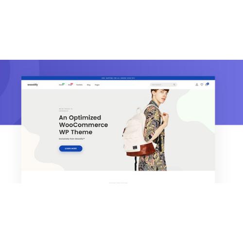 Woostify Pro – WooCommerce Theme