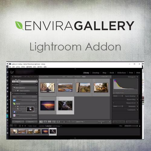 Envira Gallery   Lightroom Addon