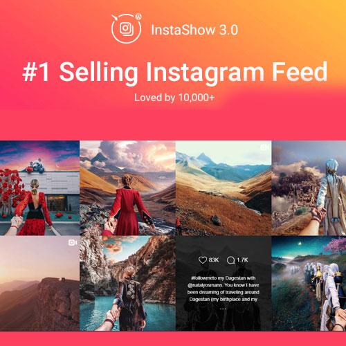 Instagram Feed | WordPress Gallery for Instagram