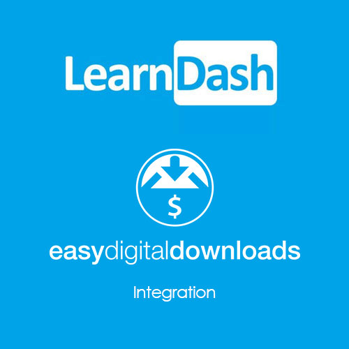 LearnDash – Easy Digital Downloads Integration